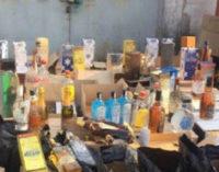 Мужчина через Интернет продавал контрафактный алкоголь
