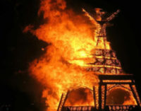 Фестиваль Burning Man проведут в онлайн-формате