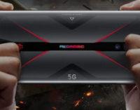 Nubia Red Magic 5G представили в Европе и мире