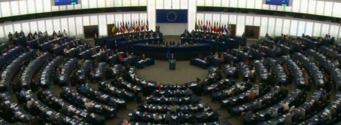 Европарламент поддержал предоставление финансовой помощи Украине