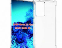 Как выглядят Samsung Galaxy Note 20 и Galaxy Note 20+