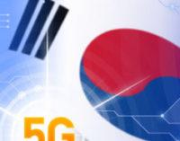 Количество абонентов 5G в Южной Корее превысило 6 миллионов