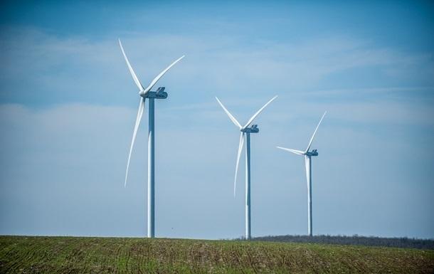 В Украине назвали сроки строительства крупнейшего ветропарка в Европе