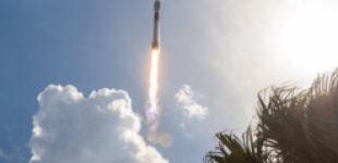 SpaceX сравнялась с Россией, ЕС и Японией вместе взятыми по количеству космических пусков за год