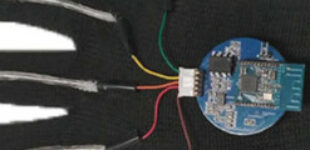 Калифорнийские робототехники представили перчатку, переводящую язык жестов в речь