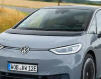 Новый электромобиль Volkswagen обошел Tesla по популярности