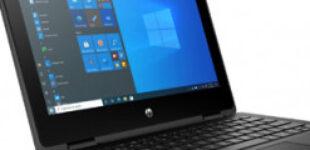 HP представила новый ноутбук-трансформер