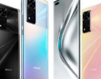 Представлен Honor V40 5G – первый флагман без Huawei